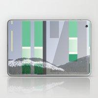 Rolling Through The Pine… Laptop & iPad Skin