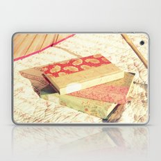 She Has Stories For Days Laptop & iPad Skin