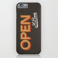 Open A Book Slim Case iPhone 6s