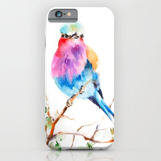 Little Robin Red Breast iPhone & iPod Case