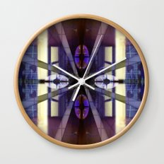 Mandala series #18 Wall Clock
