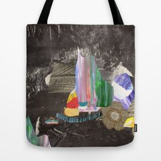 Cave Garden I Tote Bag