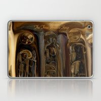 The Three Ancient Kings … Laptop & iPad Skin