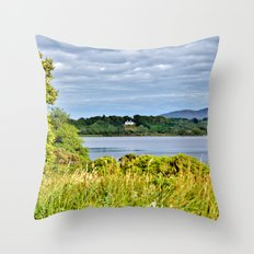 Their View Is Better! Throw Pillow