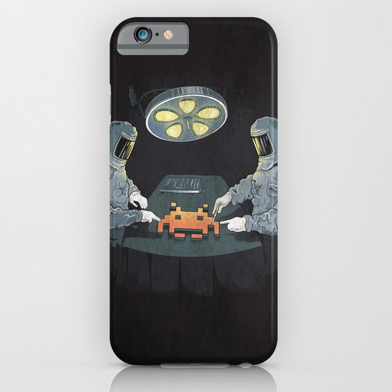 Alien Autopsy iPhone & iPod Case