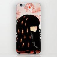 GABA GABA HEY - Neurons, Dreams and Us iPhone & iPod Skin