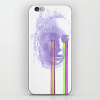 Lacryma Color 4 iPhone & iPod Skin