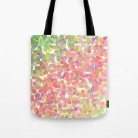 Confetti Colors Tote Bag