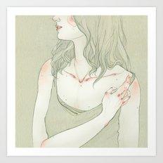 Her. Art Print