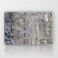 Snowy Road  Laptop & iPad Skin
