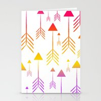 Always On The Rise (summ… Stationery Cards