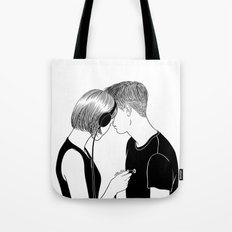 Love Song Tote Bag