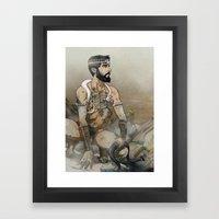 The Wild 02 Framed Art Print