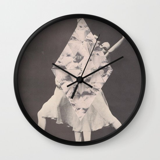 This Is Serious Wall Clock