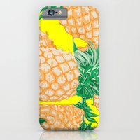 iPhone & iPod Case featuring Pineapple, 2013. by Tiffany Horan