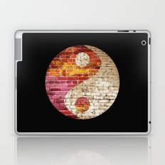 Brick Yin Yang Laptop & iPad Skin