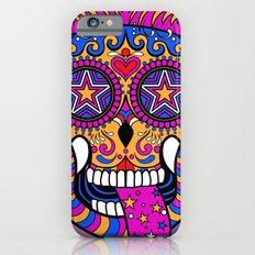 Sugar Skull #1 iPhone 6 Slim Case