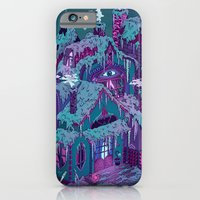 iPhone & iPod Case featuring December House by Valeriya Volkova