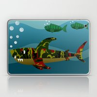 Le Requin Laptop & iPad Skin