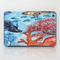 Under the sea iPad Case