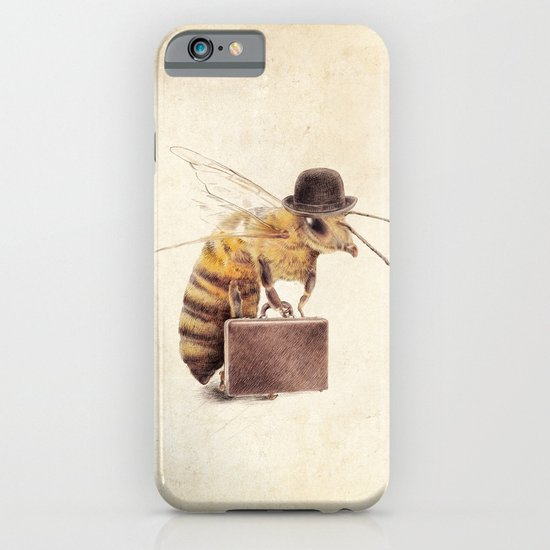 Worker Bee iPhone & iPod Case