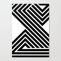 Starlines 03. Canvas Print