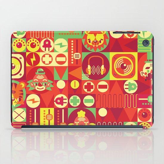 Electro Circus iPad Case