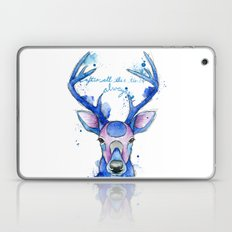 Always. Harry Potter patronus. Laptop & iPad Skin