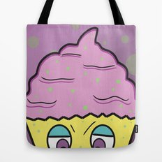 Cupcake Monster!  Tote Bag
