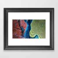 From The Long View Into … Framed Art Print