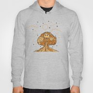 Man In The Tree Hoody