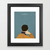 Doinel Framed Art Print