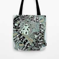 The heart of things II Tote Bag