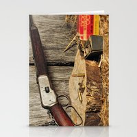 Winchester Model 53 Stationery Cards