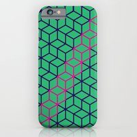 iPhone & iPod Case featuring Hey, Look Over There by Ross Bouthiette