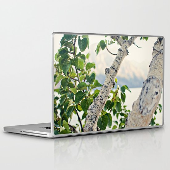 Under the Green Tree Laptop & iPad Skin