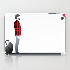 Distant relatives iPad Case