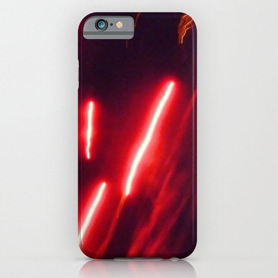 Crimson rockets iPhone & iPod Case