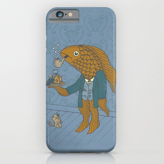 Big Eyed Fish iPhone & iPod Case