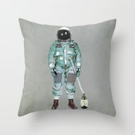 Life Supply Throw Pillow