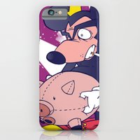 iPhone & iPod Case featuring A Disney-Coke Party by Department M