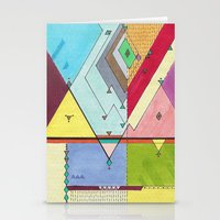 Prism # 1 Stationery Cards