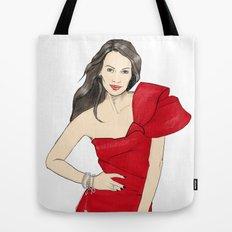 Girl in style Tote Bag