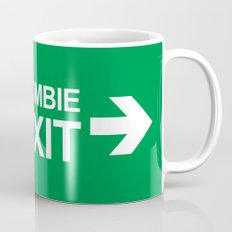 Zombie Exit Mug