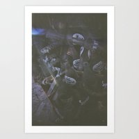 Life is about details. Art Print