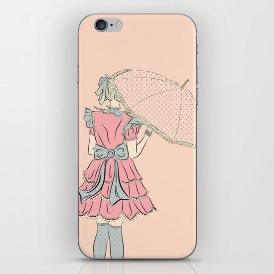 Loli shadowcast iPhone & iPod Skin