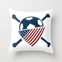 AO Throw Pillow