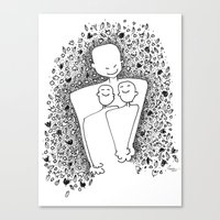 Us Canvas Print