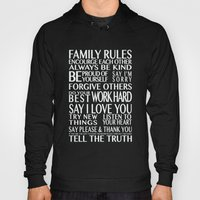 Family Rules Hoody