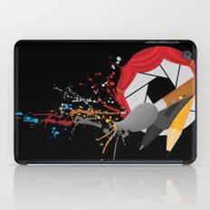 Blender with a Splatter iPad Case